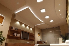 Led-new-construction-Recessed-Lights-and-entertainment-system-install