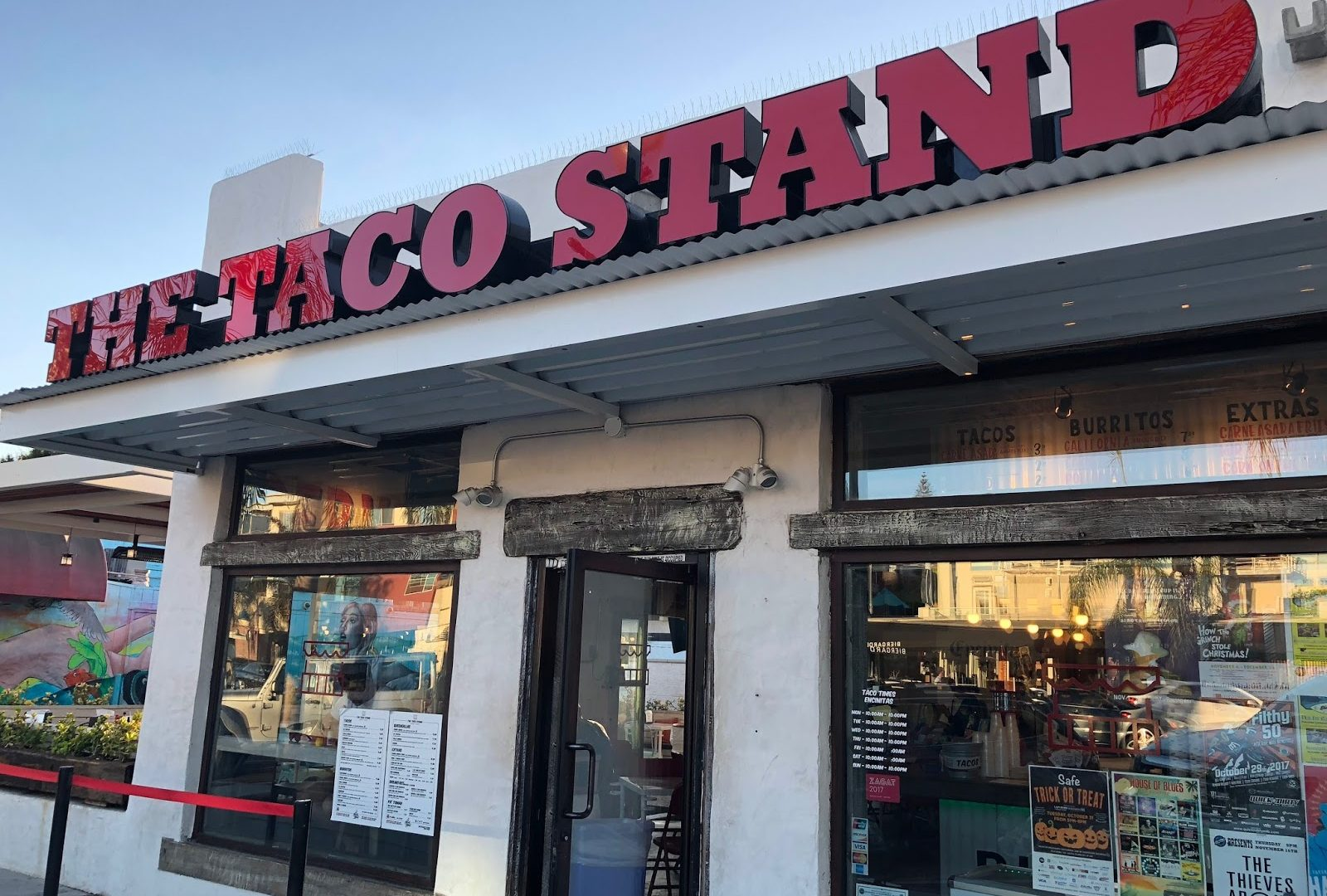Taco Stand Header